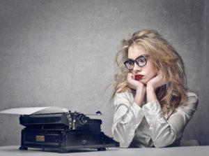 get beyond writer's block